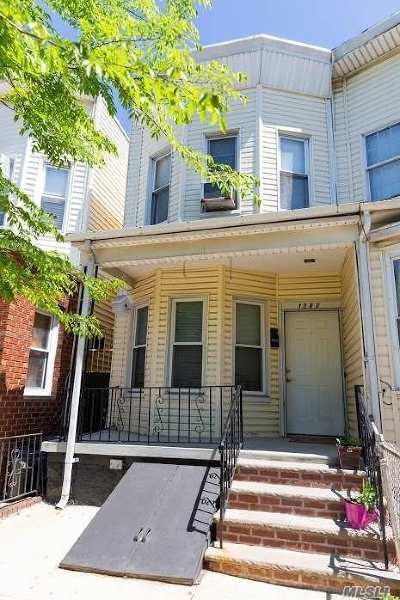 Brooklyn Single Family Home For Sale: 1387 E 2nd St