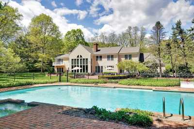 Locust Valley Single Family Home For Sale: 50 Feeks Ln