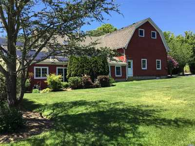 Baiting Hollow NY Single Family Home For Sale: $690,000