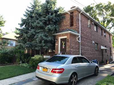 Flushing Multi Family Home For Sale: 33-40 164th St