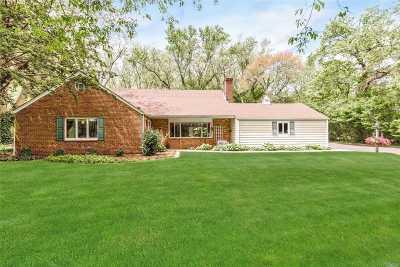 Huntington NY Single Family Home For Sale: $839,000