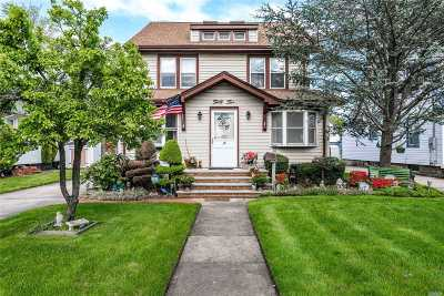 Nassau County Single Family Home For Sale: 35 Denton Ave
