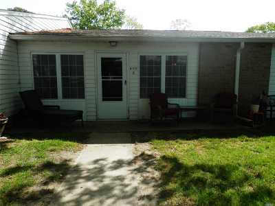 Ridge Condo/Townhouse For Sale: 409e Weymouth Ct #55+