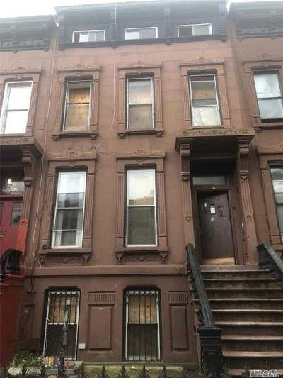 Brooklyn Multi Family Home For Sale: 406 Madison St