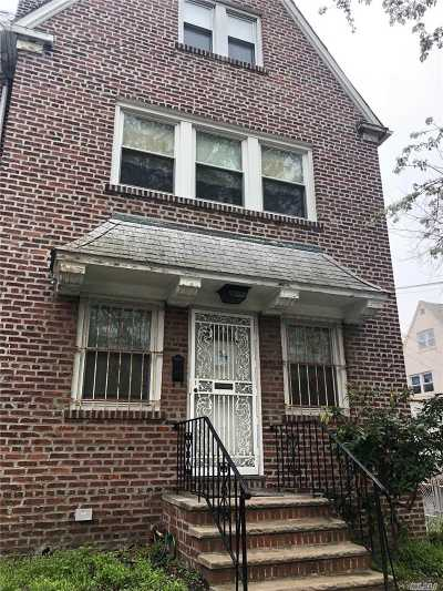 Woodside Single Family Home For Sale: 31-41 55th St