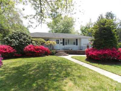 Bay Shore Single Family Home For Sale: 120 Ithaca St