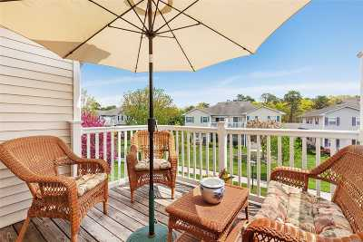 E. Quogue Condo/Townhouse For Sale: 1004 Aerie Way