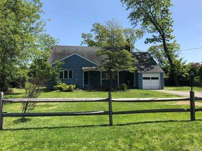 Islip Single Family Home For Sale: 399 Cedar Ave