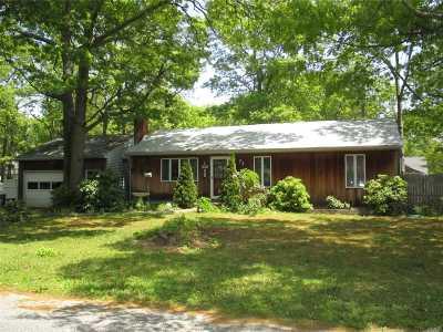 Mastic Single Family Home For Sale: 73 Dana Ave