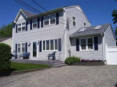 Lindenhurst Single Family Home For Sale: 41 Leibrock Ave