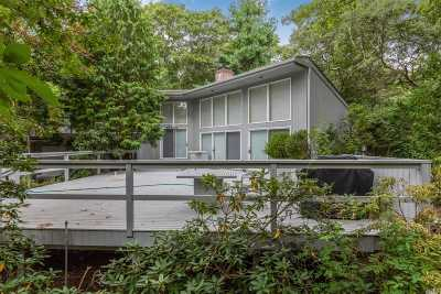East Hampton Single Family Home For Sale: 8 Semaphore Rd