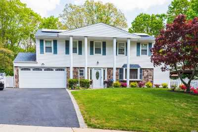 Smithtown Single Family Home For Sale: 87 Wesleyan Rd