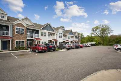 Patchogue Condo/Townhouse For Sale: 101 Millie Ct