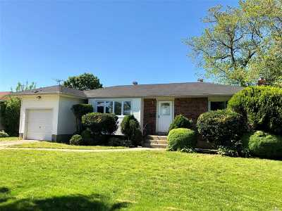 Hicksville Single Family Home For Sale: 388 Plainview Rd