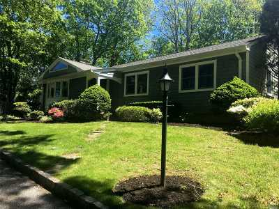 Northport Single Family Home For Sale: 70 Woodhull Pl