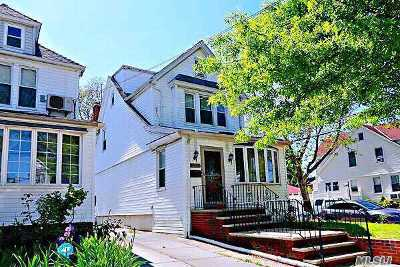 Forest Hills Multi Family Home For Sale: 89-02 69th Ave