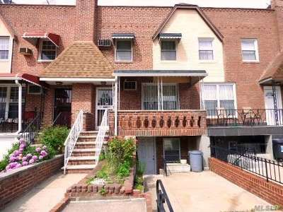 Woodside Single Family Home For Sale: 56-15 28th Ave