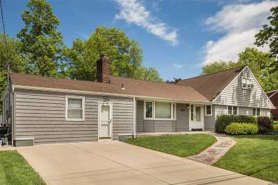 Woodmere Single Family Home For Sale: 378 Longacre Ave
