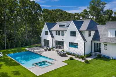 East Hampton Single Family Home For Sale: 8 Old School House Ln