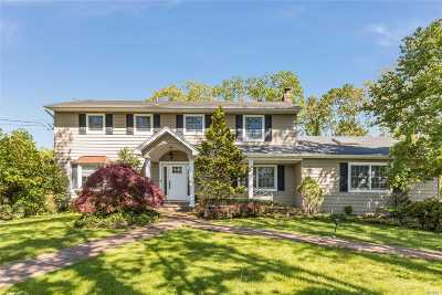 Plainview Single Family Home For Sale: 56 Hofstra Dr