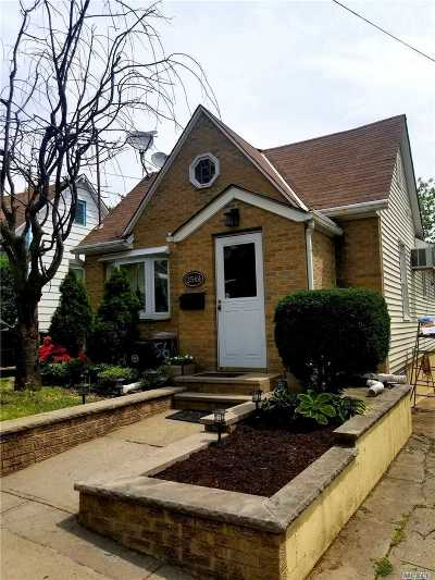 Flushing Single Family Home For Sale: 2561 125th St