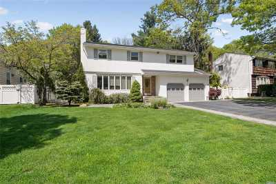 Commack Single Family Home For Sale: 141 Cornell Dr
