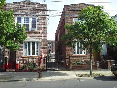 Brooklyn Multi Family Home For Sale: 1336 Sutter Ave