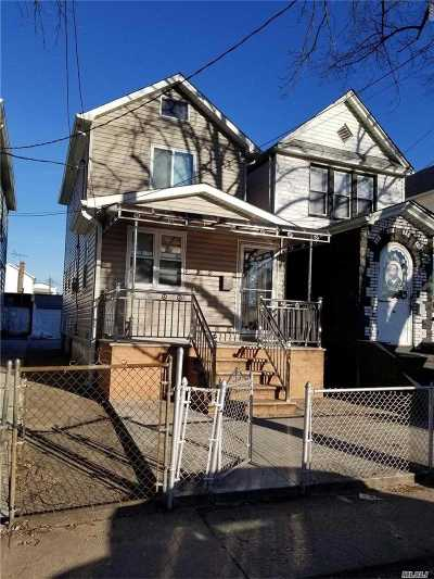 Queens County Single Family Home For Sale: 120-09 134th Street