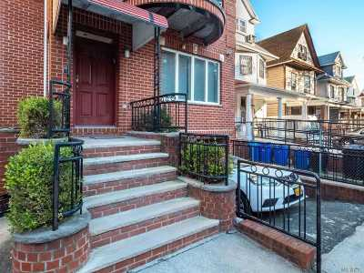 Brooklyn Multi Family Home For Sale: 477 E 9th St