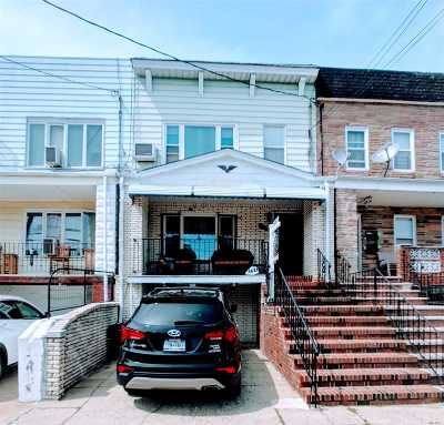 Middle Village Multi Family Home For Sale: 7521 67th Rd
