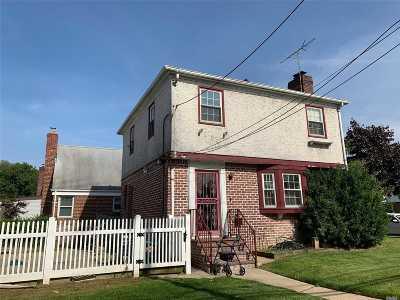 Nassau County Single Family Home For Sale: 185 Long Beach Rd