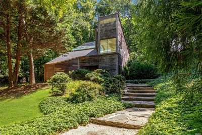Southampton Single Family Home For Sale: 348 Millstone Brook Rd