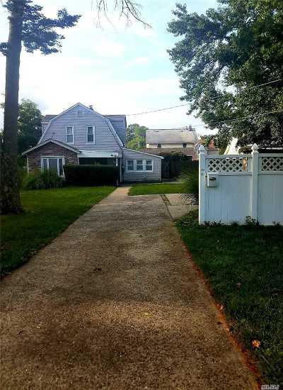 Nassau County Single Family Home For Sale: 69 Lillian Ave