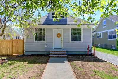 Bay Shore Single Family Home For Sale: 106 N Park Ave