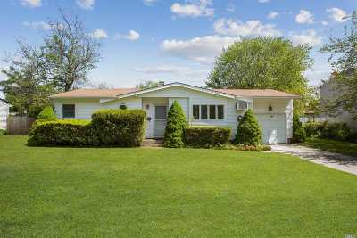 W. Sayville Single Family Home For Sale: 457 Montauk Hwy