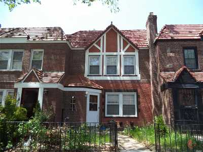 Queens County Single Family Home For Sale: 179-65 Selover Road