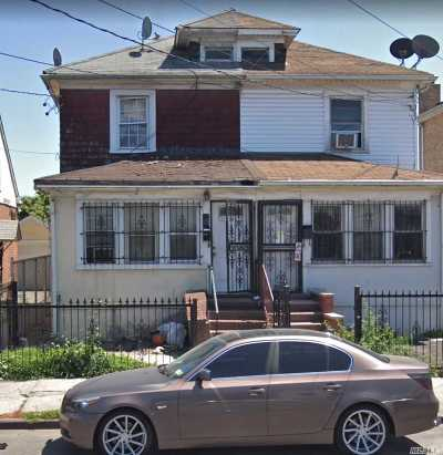 Queens County Multi Family Home For Sale: 171-26 Liberty Ave