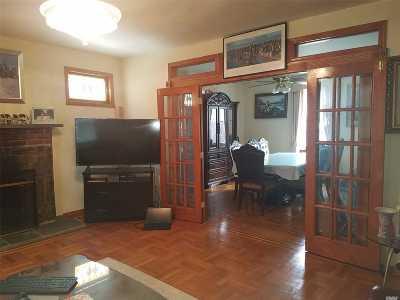 Flushing Single Family Home For Sale: 45-45 Utopia Pky