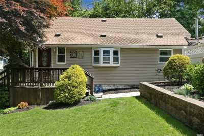 Ronkonkoma Single Family Home For Sale: 27 Marian Dr