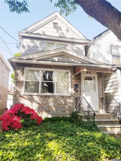 Queens County Single Family Home For Sale: 10540 87th St