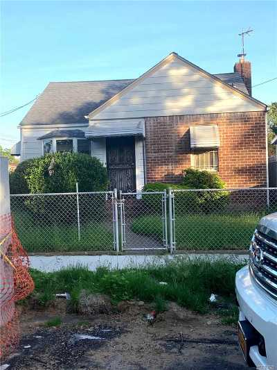 Queens County Single Family Home For Sale: 159-18 134th Ave