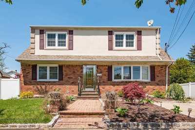 Hicksville Single Family Home For Sale: 60 E John St