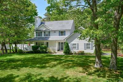 Middle Island Single Family Home For Sale: 15 Susan Ln