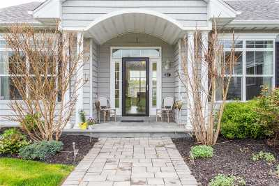 Eastport Condo/Townhouse For Sale: 52 Hamptons Court Dr