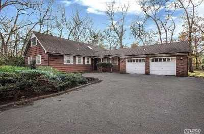 Dix Hills Single Family Home For Sale: 30 Chatham Pl