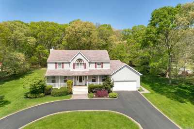 Suffolk County Single Family Home For Sale: 11 Eastbrook Rd