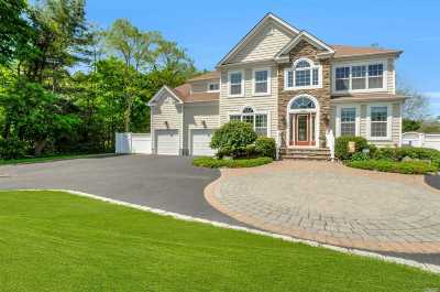 Ronkonkoma Single Family Home For Sale: 2382 Ocean Ave