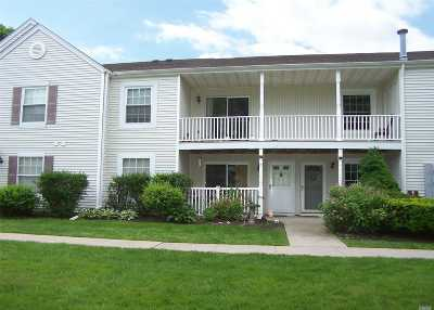Middle Island Condo/Townhouse For Sale: 227 Fairview Cir