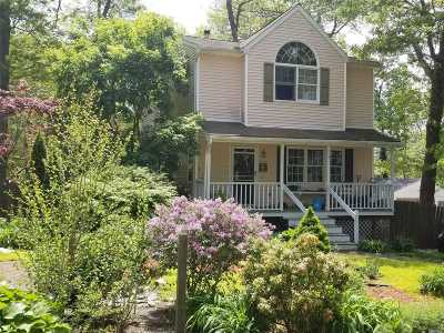 Suffolk County Single Family Home For Sale: 73 Locust Dr