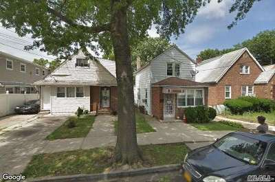 Queens County Single Family Home For Sale: 14537 130th Ave